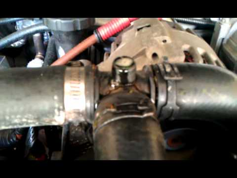 2004 Land Rover Discovery Coolant Leak YouTube