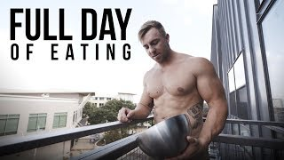 FULL DAY OF EATING | MARATHON PREP