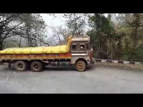 Amazing roads of india keshkal valley ghat bastar