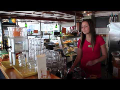 Bar Cafe Columbia - Nettimainos