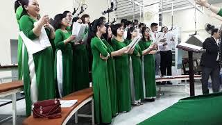Kết lễ: Thánh Cecilia - Ca đoàn Cecilia GX Hòa Cường 22.11.2017
