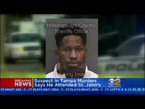 Suspect Arrested In Tampa Serial Killings