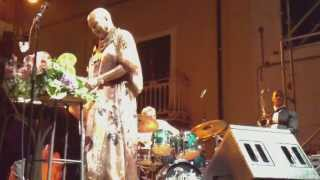 "Dee Dee Bridgewater ""Miss Brown To You"" (final set concert) Atina Jazz Festival 2010"