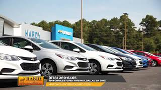 Hardy Chevy Buick GMC Dallas GA | Chevy Buick GMC Dealer Dallas GA