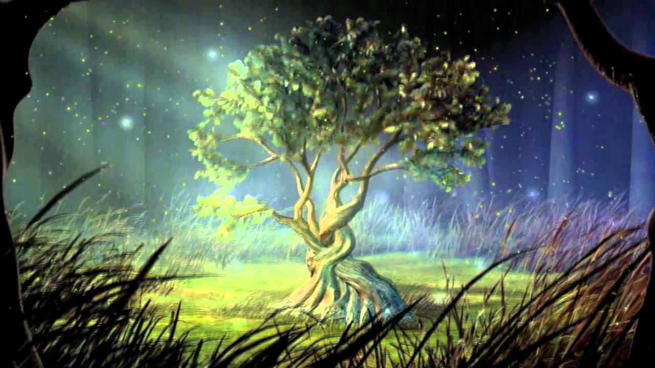 3d Moving Wallpapers For Windows 8 Free Download Dreamscene Win7 Animated Wallpapers Mystic Tree Youtube
