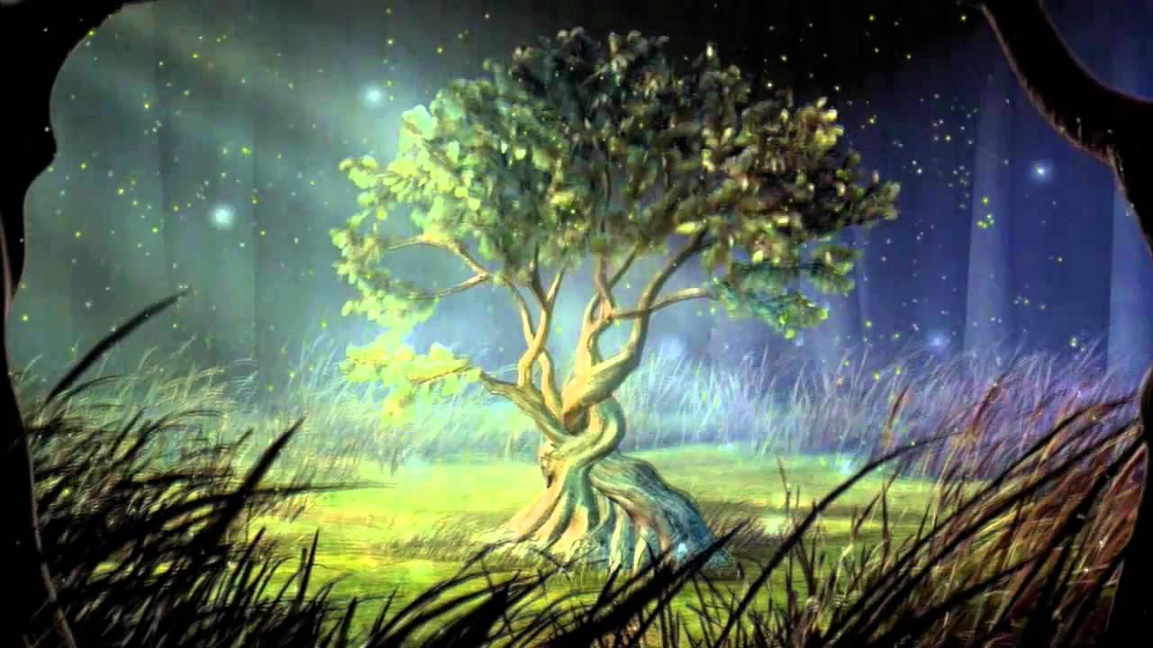 Dreamscene Win7 animated wallpapers-Mystic Tree - YouTube