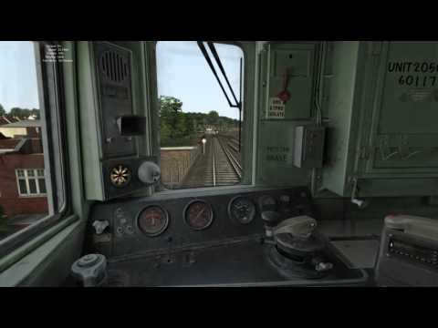 TS2016 | London Bridge - Selhurst Depot | Class 205