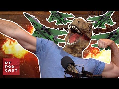 Tyrannosaurus Flex - RT Podcast