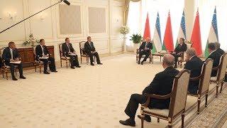 Узбекистан предлагает Беларуси совместную переработку хлопка и разработку нефтяных месторождений