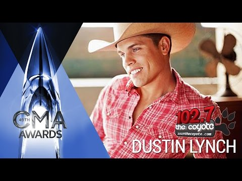 Dustin Lynch and his