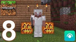 Minecraft: Pocket Edition - Gameplay Walkthrough Part 8 - Survival (iOS, Android)
