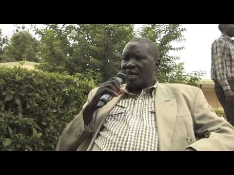 Media & Makers: Juba 2012 -- Interview with Alfred Taban