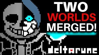 Deltarune's TIMELINE PARADOX! (Deltarune's Ending Explained - Undertale 2 Theory)