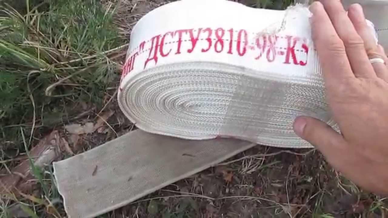 Пожарный рукав (сколько может прослужить, и сколько стоит)