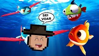 sou um PEIXE VOADOR (I am Fish • E3)