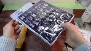 Смотреть видео лапки для швейных машин