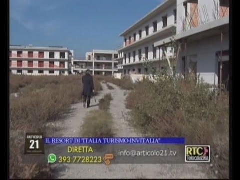 """Articolo 21 di Lino Polimeni del 07 dicembre 2015 - Resort """"Italia Turismo"""" Invitalia RTC"""
