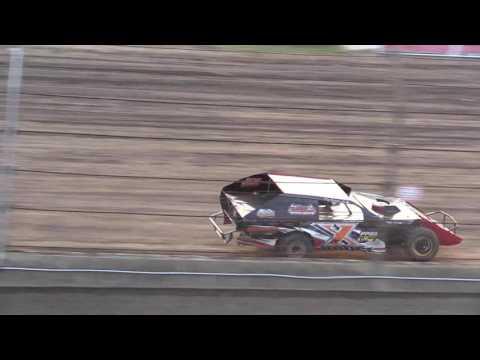 10 15 16 Modified Heat Race #1 Kokomo Speedway