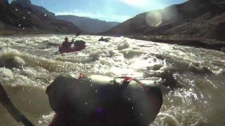 Packrafting Grand Canyon: Shinumo Wash To Hermits Rest (part 1 Of 2)