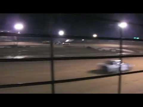 10-18-14 Fayette County Speedway Purestock Heat
