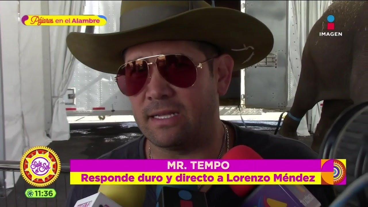 Download ¡Mr. Tempo REACCIONA a supuesto ROMANCE de Chiquis Rivera! | Sale el Sol