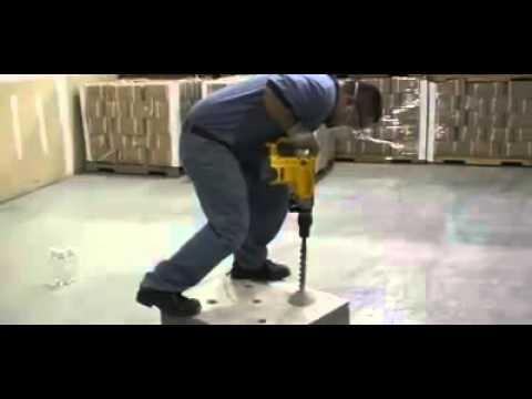 NRV-80. Невзрывчатое разрушающее вещество НРВ-80 - YouTube