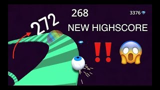Twisty Road Game | New Highest Score!! #2