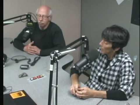TalkingStickTV - Gerri & Bob Haynes - Medical Delegation to Gaza