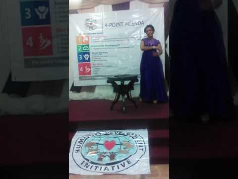 Humanity development initiative workshop