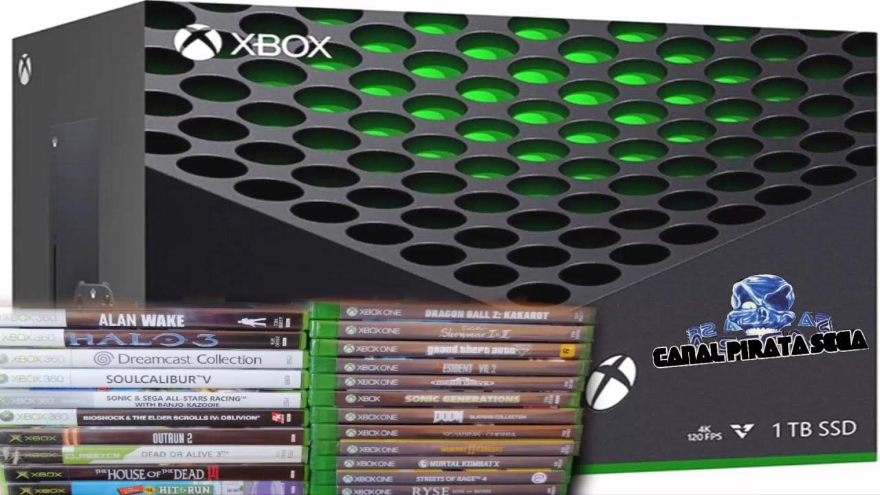 Colección para Xbox Series X
