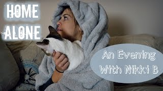 Home Alone | An Evening With Nikki B