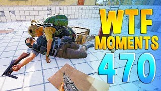 PUBG Daily Funny WTF Moments Highlights Ep 470