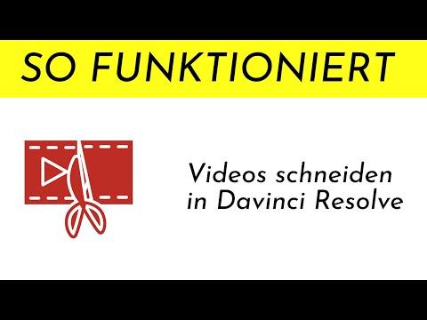 Videos schneiden in DaVinci Resolve - Tutorial | Netzpiloten Explain🔍