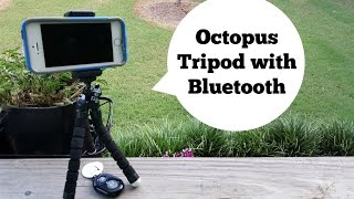 Flexible Tripod Stand for Phones, Camera's and More