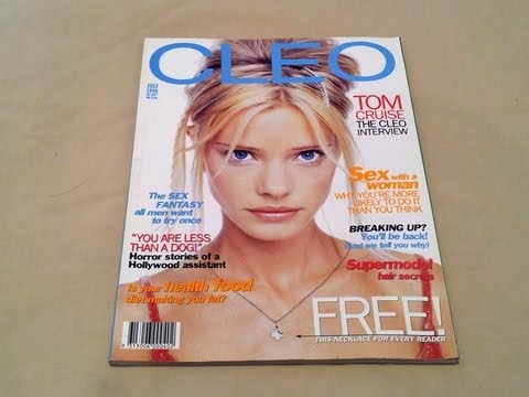 (For Sale) Australian CLEO Magazines from my collection