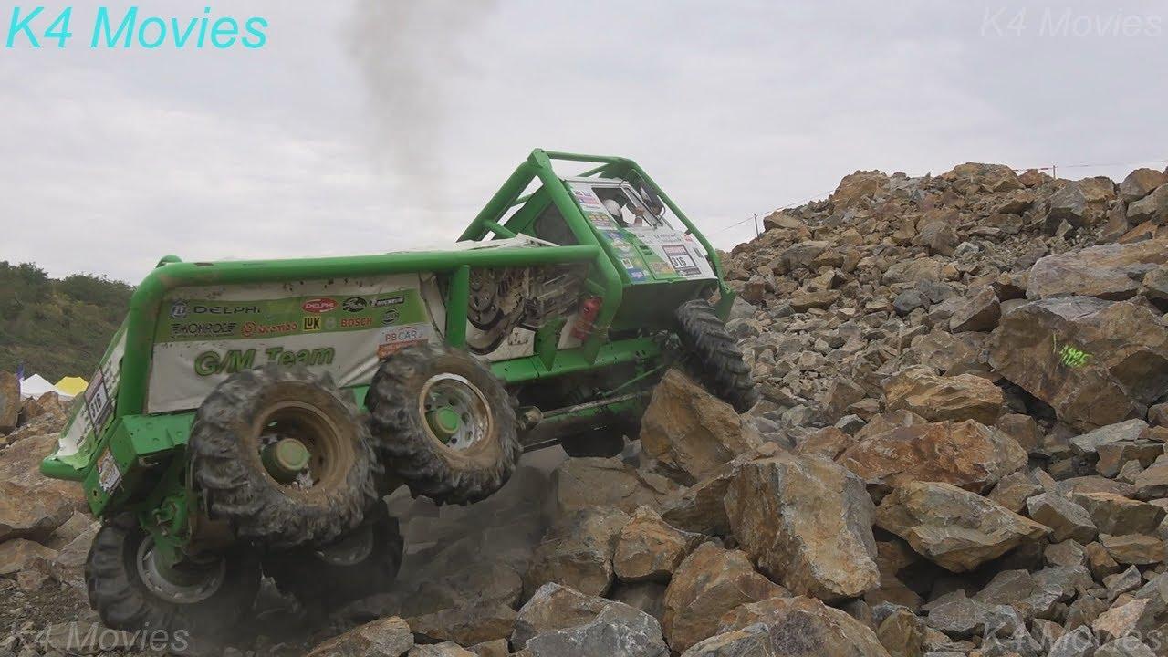 6x6 Tatra truck | Europe truck trial