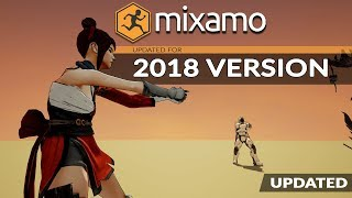 Video Character Animation With Adobe Mixamo for Beginners - 2018 Edition download MP3, 3GP, MP4, WEBM, AVI, FLV Juni 2018