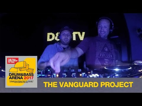 The Vanguard Project & MC Tempza - Drum&BassArena 2017 Album Launch