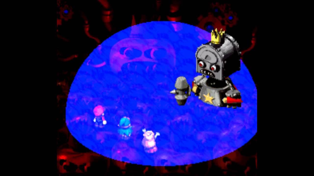 [Super Mario RPG Armageddon 7 7] Smithy