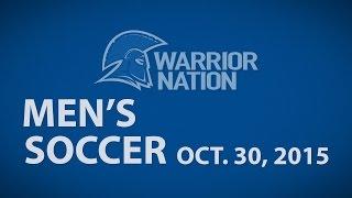 Warrior Nation: October 30, 2014 Men