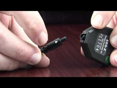 Bio-medical Instruments - Thought Technology EEG Sensor Unboxing