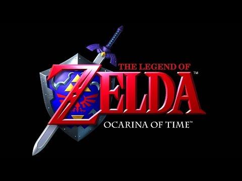 "Legend of Zelda: Ocarina of Time - Episode 7 - ""Meeting Syria!"""