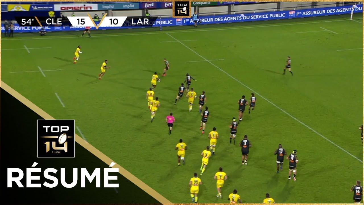 Download TOP 14 - Résumé ASM Clermont-Stade Rochelais: 25-20 - J26 - Saison 2020/2021