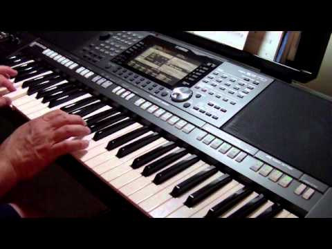 the wind beneath my wings yamaha psr s970 youtube. Black Bedroom Furniture Sets. Home Design Ideas