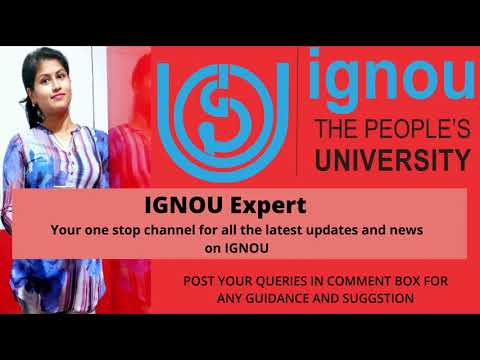 IGNOU PhD/Mpill Entrance Exam Question Paper, Complete Details About The Course