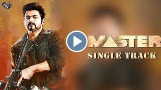 Master Single Track – Opening Song | Thalapathy Vijay | Aniruth | Lokesh Kanagaraj