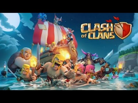 Clash of Clans (2017 | Free | No Root) [Mod Apk | Unlimited Gold/Gems] 9.105.9