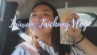 TAIWAN TAICHUNG VLOG 2 0   My first travel vlog!!