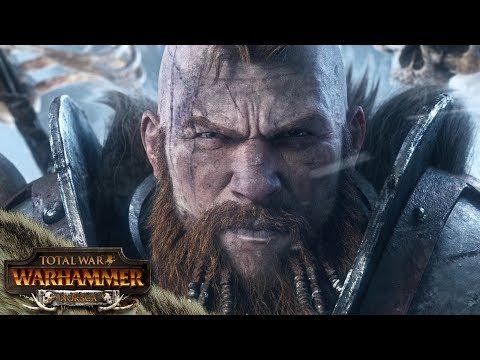 Total War: WARHAMMER - Norsca Youtube Video
