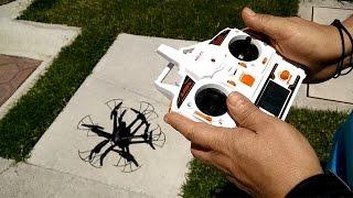 Unboxing & Review Drone Hexacoptero MJX X600 En Español